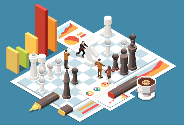 Strategic Thinking image.